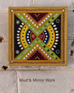 Mud and Mirror work