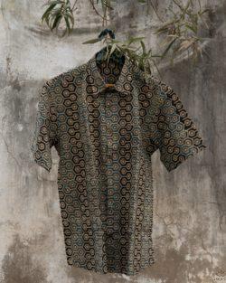 Ajrakh Shirt
