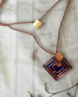 Diamond Necklace by Ekibeki